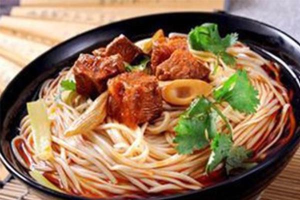 上海食堂承包面类价格