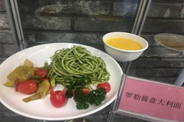 上海公司自助餐服务西餐