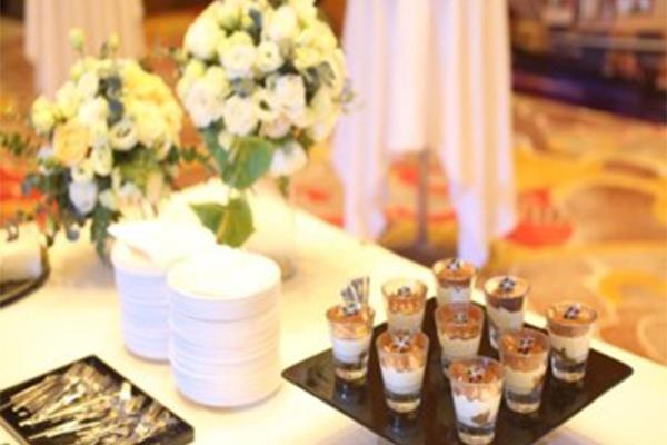 上海企业自助餐服务茶点