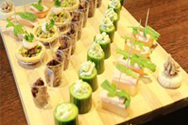 上海公司自助餐服务各类茶点