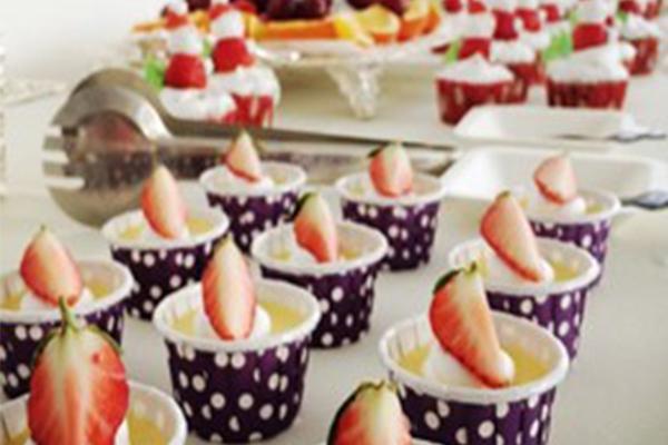 上海企业自助餐服务各类茶点价格